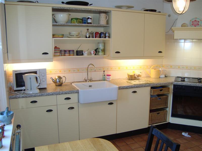 Spoelbak keuken keramiek inspiratie het beste interieur - Modele en ingerichte keuken ...